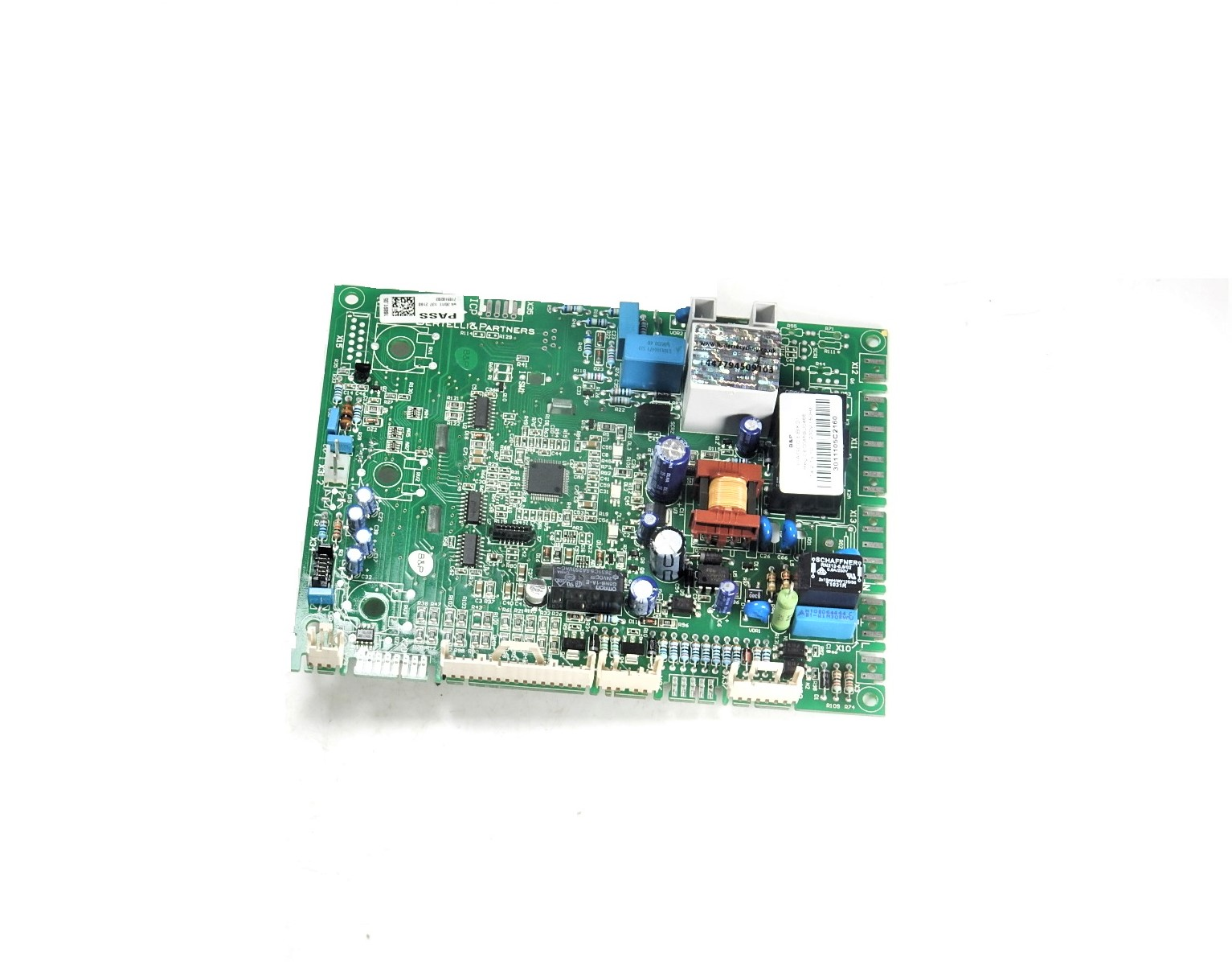 BAXI DUO TEC 2 COMBI 24 28 33 40 GA CIRCUIT BOARD PCB 720878202 WAS 720878201