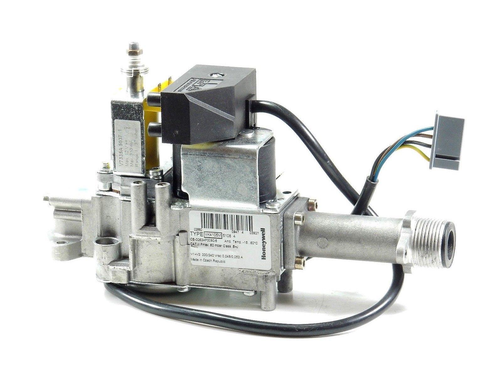 Baxi Combi 80E 105E /& 105HE Boiler Deviatore Valvola Riparazione Kit Servizio
