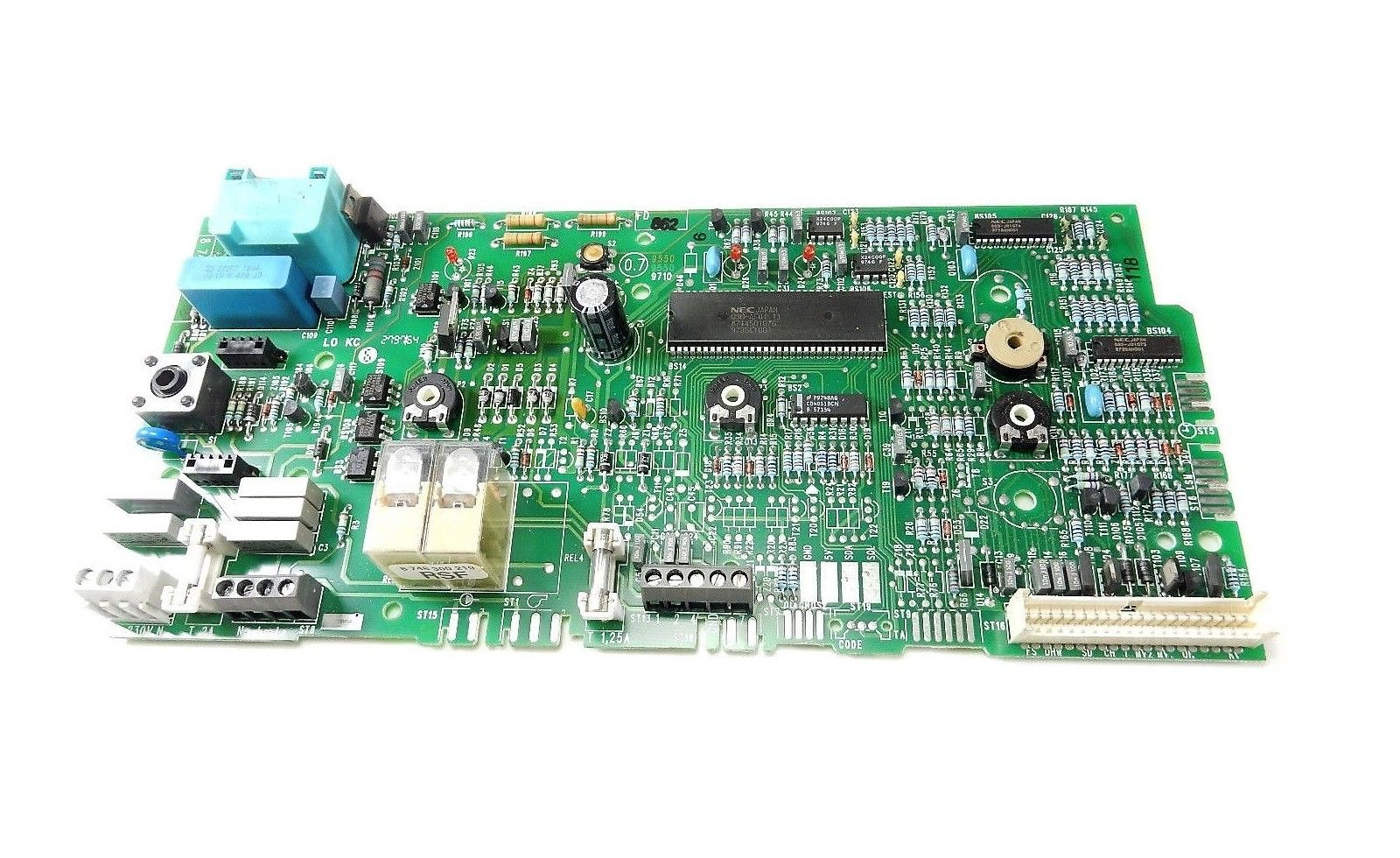 Worcester 24 Cdi Rsf Printed Circuit Board Pcb 87483002190 Electronic Prototype Prev