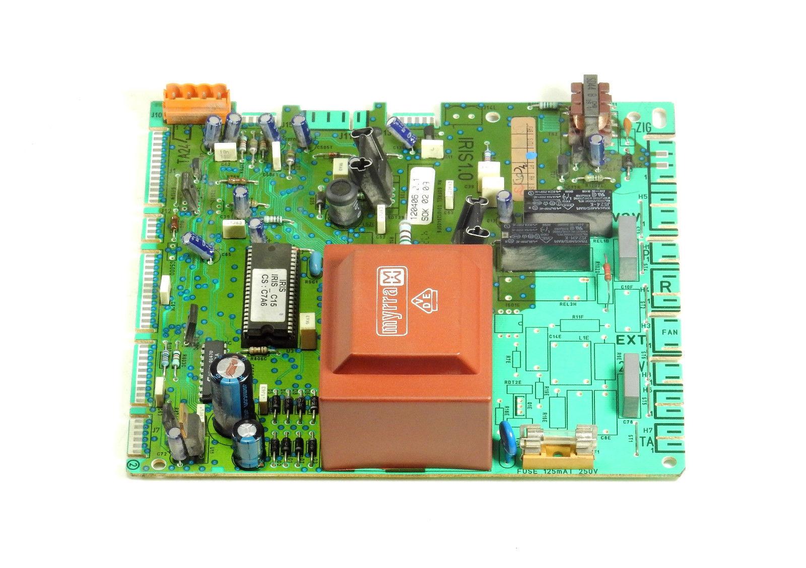 GLOWWORM 24CXI / 30CXI / 38CXI / 18SXI / 30SXI PCB 2000802731 was ...